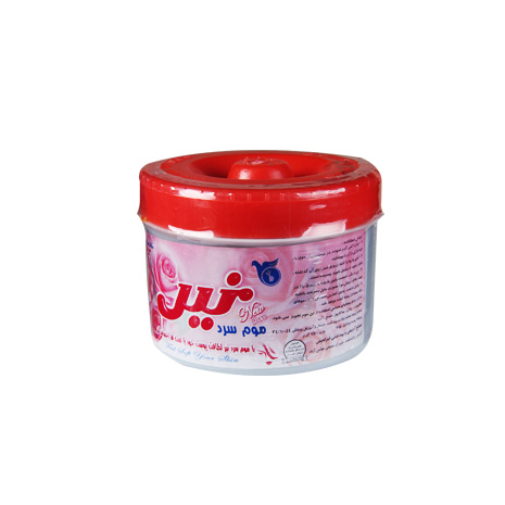 Nayer cold wax big-size plumb 750g